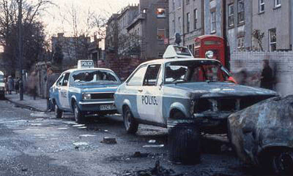 History is made at night st pauls uprising bristol 1980 solutioingenieria Choice Image