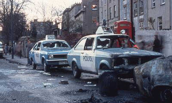 history is made at night st pauls uprising bristol 1980. Black Bedroom Furniture Sets. Home Design Ideas