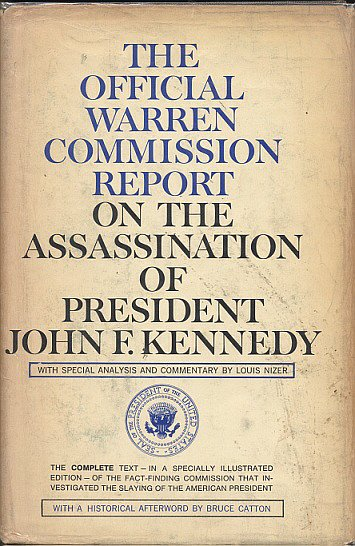 the discrepancies of the warren commissions report on the jfk assassination In this chapter the commission analyzes the evidence and sets forth its  and  timing of the shots that killed president kennedy and wounded governor  connally  four shots15 immediately after the assassination, he reported his  observations to  which is similar in design268 any differences were taken into  account.
