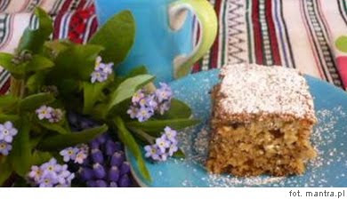 Ciasto bananowe - przepisy dla wegetarian | wege słodycze desery