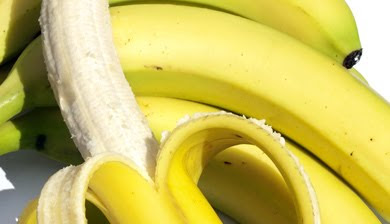 Vege ABC owoce - banany