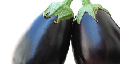 Vege ABC - warzywa - baklazan