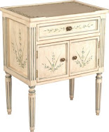 French & Swedish Bedroom Furniture