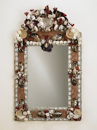 Beautiful Shell Mirrors