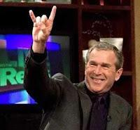 """Anistia Internacional """"pede"""" que o Canadá prenda George W. Bush. Até parece..."""
