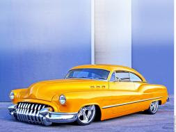pintura coches amarilla