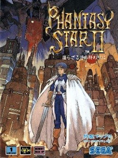 Phantasy Star 2 mega drive