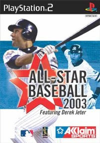 All-Star Baseball 2003 ps2