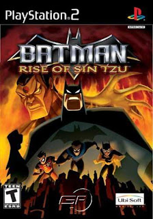 Batman: Rise of Sin Tzu ps2