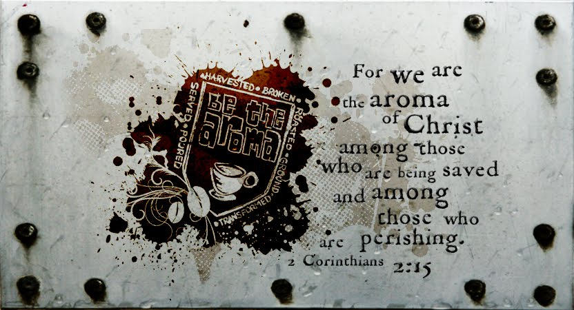 Be the aroma...