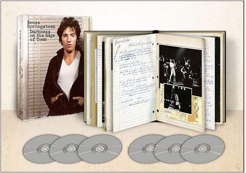 bruce springsteen the promise box set. Box Set Includes 3CD/3DVD