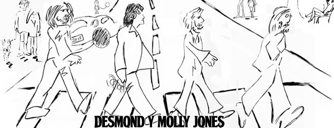 Desmond y Molly Jones