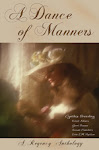 Now Available! My Debut...Royal Watercolors in A Dance of Manners