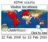 En el 2009 bátimos récord de visitas!