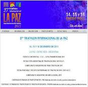 TRIA LA PAZ - Pagina Oficial