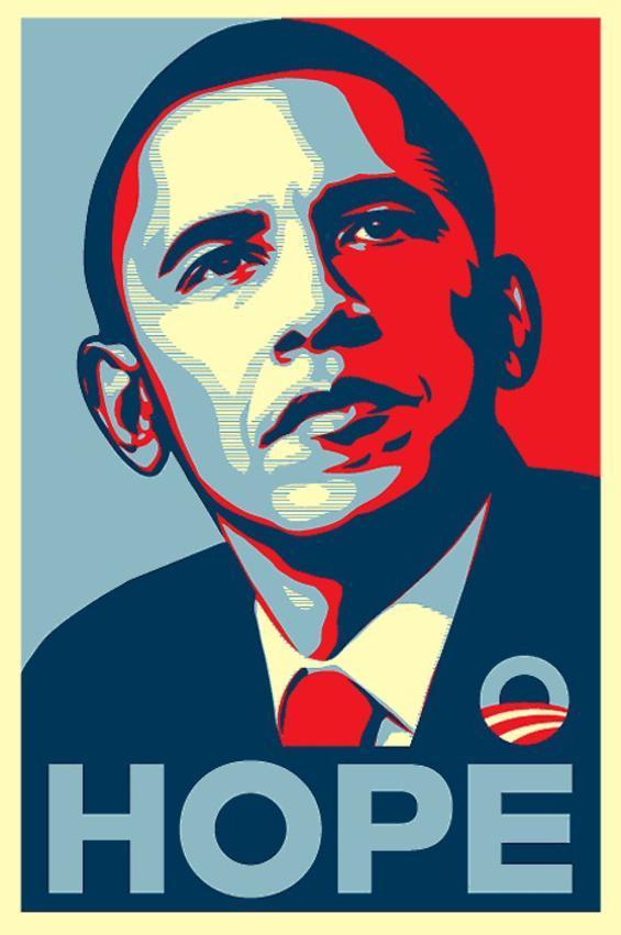 Obama Hope Poster hd Barack Obama Hope Poster
