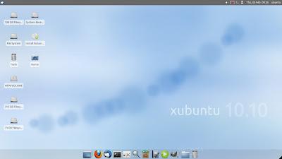 Xubuntu 11.04 a2