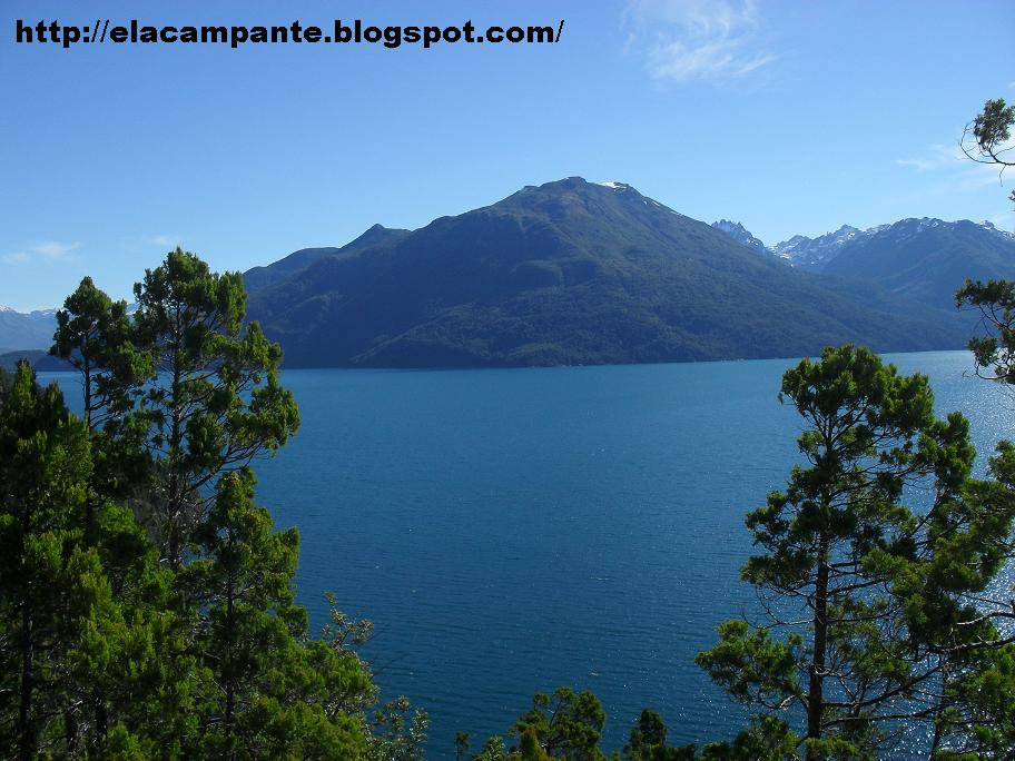 El acampante recorrido patagonico for Jardin 61 bariloche