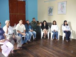 La alcaldía de Lorudes Norte de Santander, se reunio a comprender que es la estrategia JUNTOS.