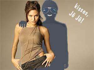 TAngra e Angelina Jolie