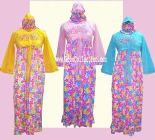 Baju Muslim Anak Telekung Gamis Anak Koko Anak Grosir Retail