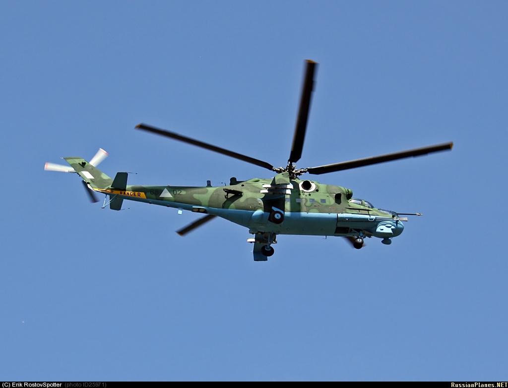 Forces armées birmanes/Myanmar Armed Forces/Tatmadaw MYANMAR+BIRMANIA+MI-35+68-02+AIRE