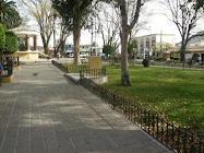 Parque Miguel Hidalgo en Tecate