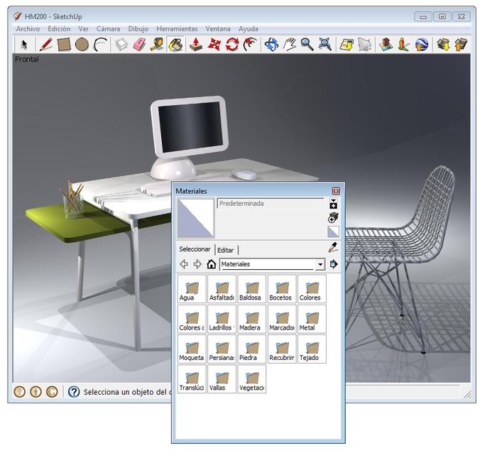 Todo descargas full google sketchup pro v8 for Azulejos para sketchup 8