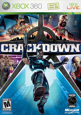 Download Crackdown para xbox 360