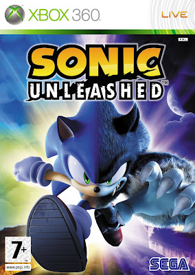 Download Sonic Unleashed para xbox 360