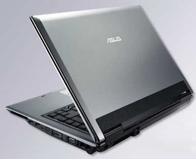Asus F3Jr-AP088XC side view