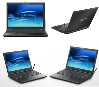 Sony Vaio SZ series