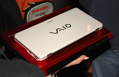Sony Vaio 11.1 red