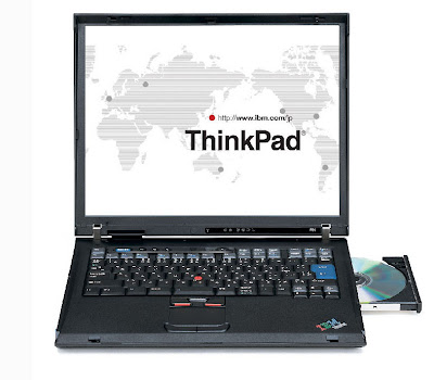 IBM ThinkPad T30