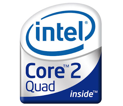 Intel Core 2 Quad Q6600 Processor inside