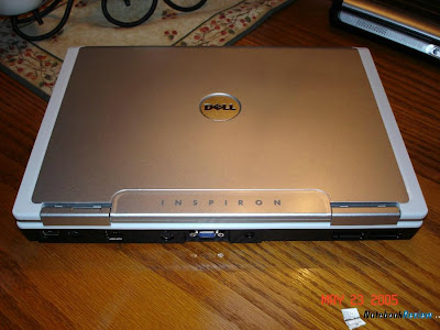 Top of Dell Inspiron 6000