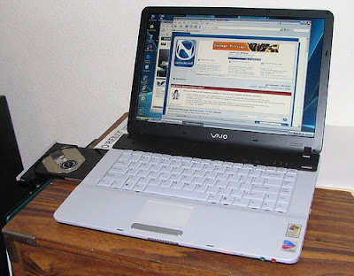 Vaio VGN-FS640 laptop