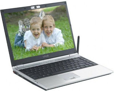 Sony VAIO SZ330P/B Notebook
