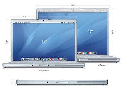 Apple MacBook Pro blue
