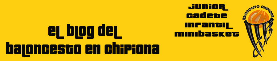 Baloncesto Chipiona