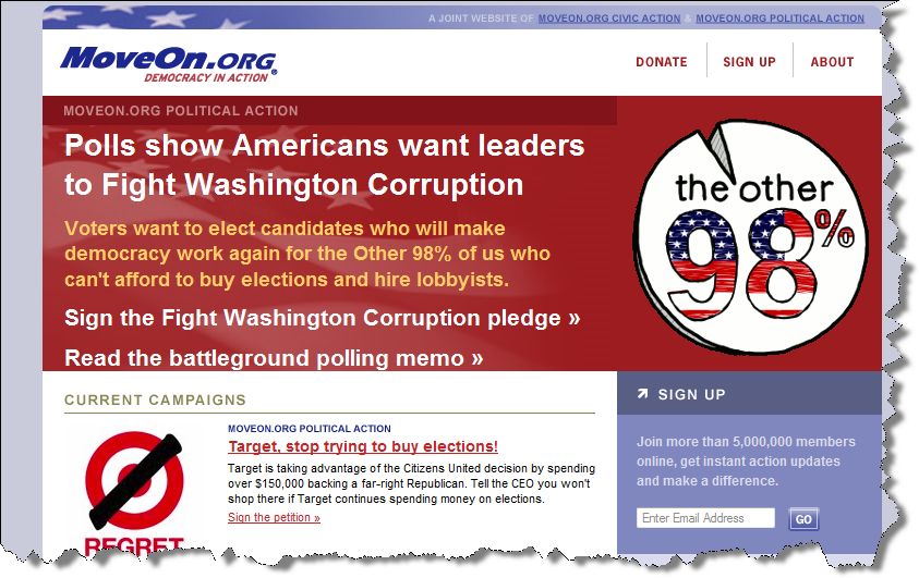 the corporate corruption of politics and american democracy