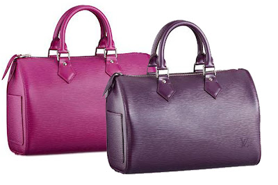 Louis Vuitton Addicted  Louis Vuitton Epi Speedy- New Colours to Offer 814add91b8bb