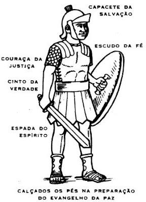 Batalha Espiritual armadura de Deus Life que Liberta