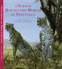 Julie's Book - A VOYAGE ROUND THE WORLD IN PAINTINGS
