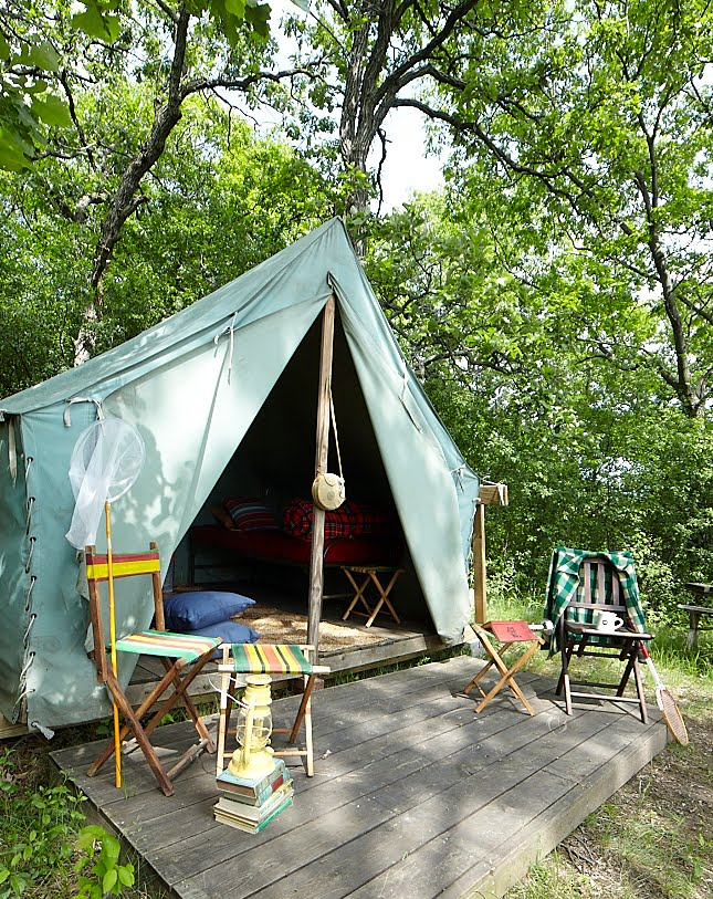 (and then of course- build the stabilizing structure that anchored them down to their platforms and then hunt down all vintage BSA bedding trunks books ... & PROJECT: ressurrection of a vintage boyscout village... | Camp ...