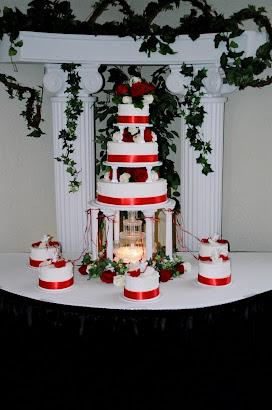 cake,cake,cake,......Oh and cake..
