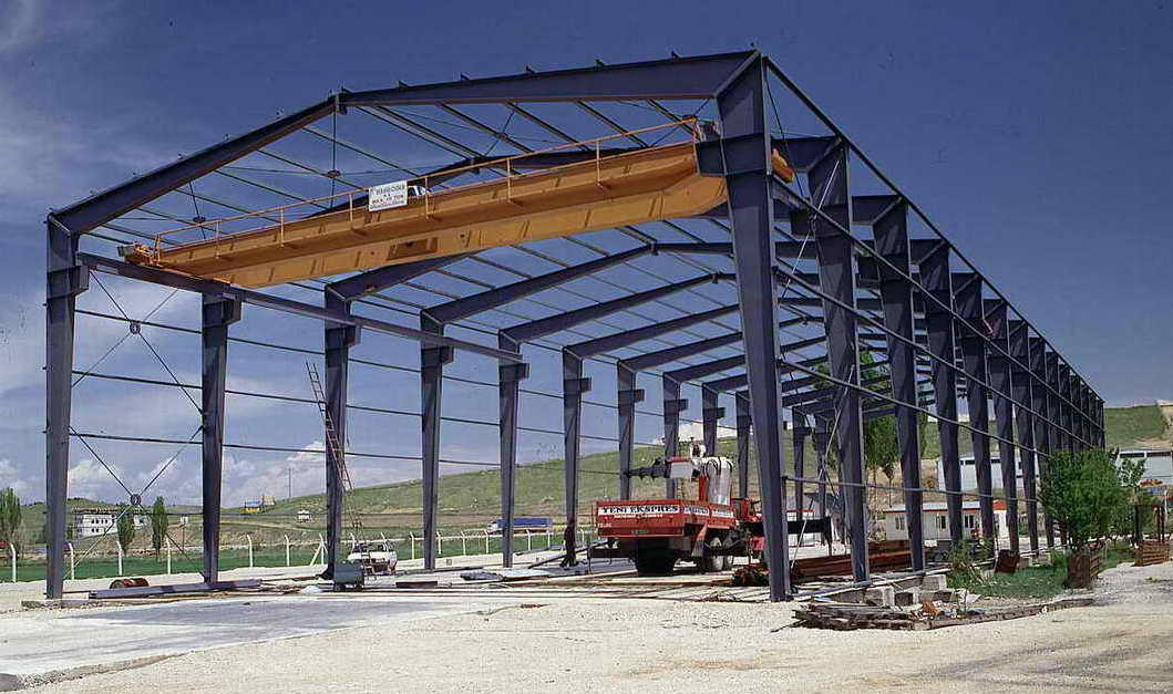 Design of steel structures p1 for Architecte structure