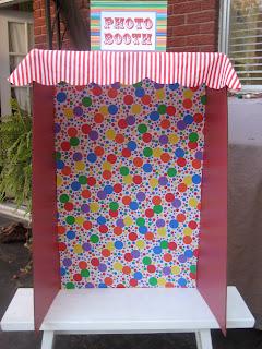 Kami Buchanan Custom Designs Circus Party Ideas
