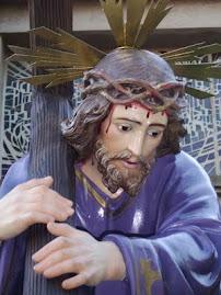 """""""Jesus amb la Creu""""             ( El Natzaré )"""