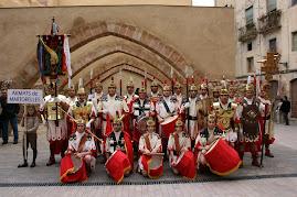XIII.Trobada d´Armats a Valls, 29-3-2009.